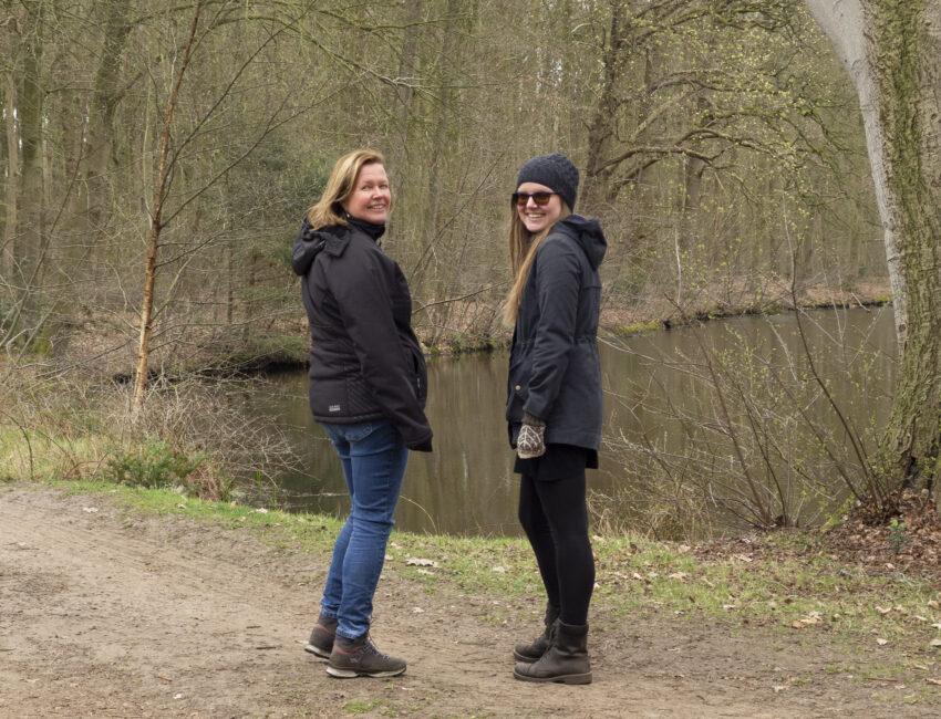 Ilona en Lisanne